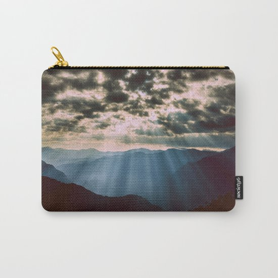 mountainS Dark Sunset Carry-All Pouch