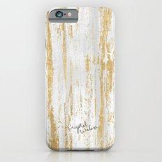 Gold Birch Slim Case iPhone 6s