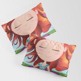 Meditation Om Zen Pillow Sham