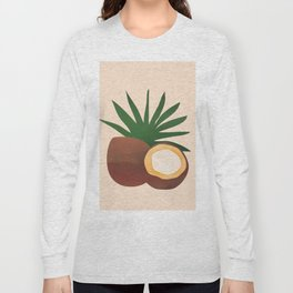 Cocconut Long Sleeve T-shirt