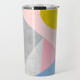 Geometric 2 Travel Mug