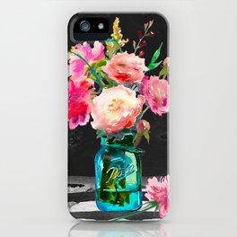 Color in the Dark iPhone Case