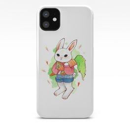 Bunny bunny iPhone Case