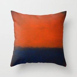No. 14 - Mark Rothko Throw Pillow