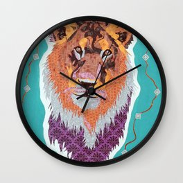 Seed Pride Wall Clock