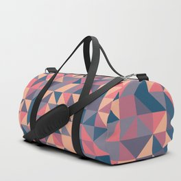 Triangles III Duffle Bag