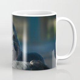 Oumbi The Silverback Portrait Coffee Mug