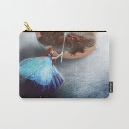 Easter Fairy Carry-All Pouch