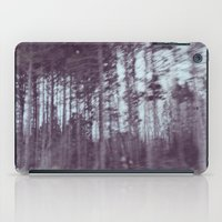 forrest iPad Cases featuring Forrest by Anthony Londer