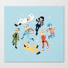 BTS x Yoongi x Suga Canvas Print