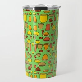 Shells & Rounds - In October Travel Mug