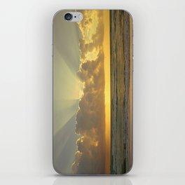 Miami Dreamin iPhone Skin