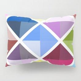 Colored World Pillow Sham