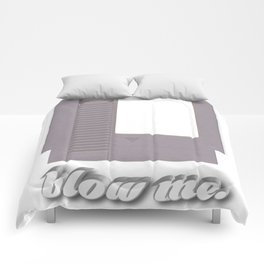 blow me Comforters