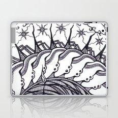 Cinnamon Bun Sun Laptop & iPad Skin