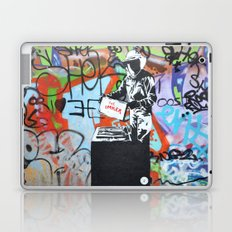 Imker graffiti Laptop & iPad Skin