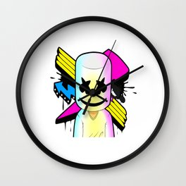 mello gang Wall Clock