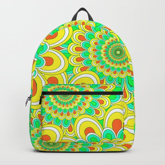 Pattern 54 Backpack