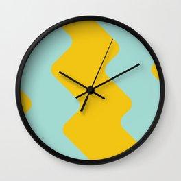 Electric Water Wall Clock
