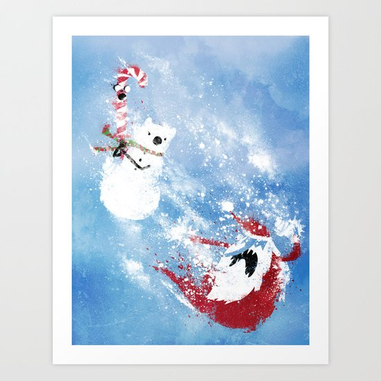 Christmas Time!! Art Print