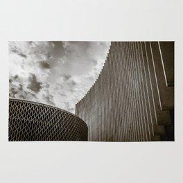 Texturized Brutalism Rug