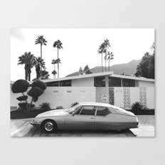 Palm Springs 1 Canvas Print