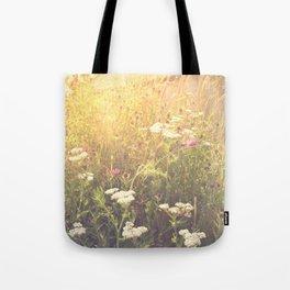 Boho Summer Sunshine Tote Bag