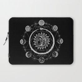 Boho Moon Laptop Sleeve