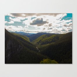 Tasmania Landscape Canvas Print