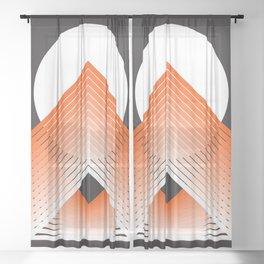 Supra Moon Sheer Curtain