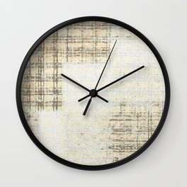 Old twill Wall Clock