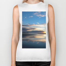 Reflection Biker Tank