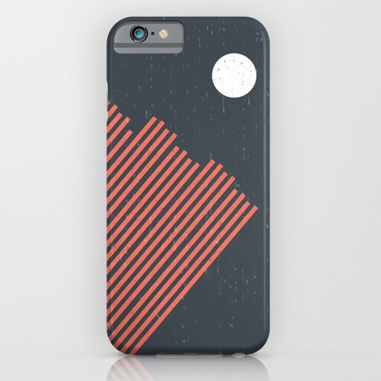 Moon Rays iPhone & iPod Case