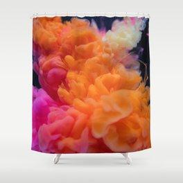 Smoke Twist Shower Curtain