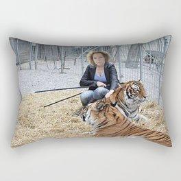 Tiger Macha Rectangular Pillow