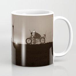 """The """"DEICH"""" RIDER Coffee Mug"""