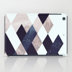 Burlesque texture iPad Case