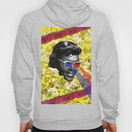Buried In The Silver Screen Hoody