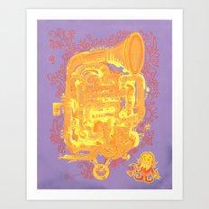 Instrument A Art Print