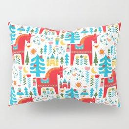 Scandinavian Inspired Fairytale - Bright Pillow Sham