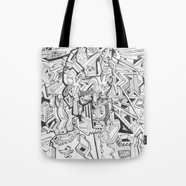 THE NAPOLEON BILLY-GOAT Tote Bag