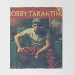 BOBBY TARANTINO - LOGIC Throw Blanket
