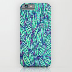 Natural leaves Slim Case iPhone 6s