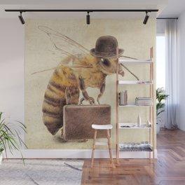Worker Bee Wall Mural