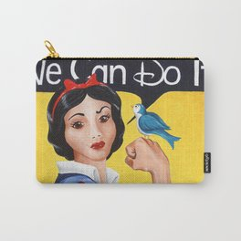 Rosie the Riveter, We Can Do It Carry-All Pouch