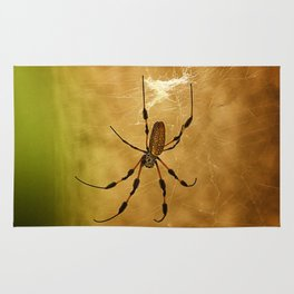 Banana Spider Rug