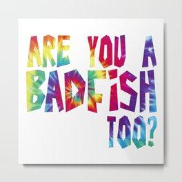 Badfish - Sublime Metal Print