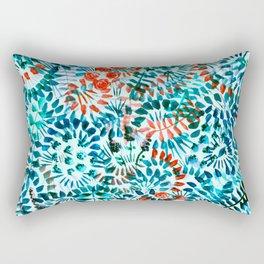 The Jungle Under the Sea Rectangular Pillow