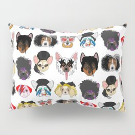 Pop Dogs Pillow Sham