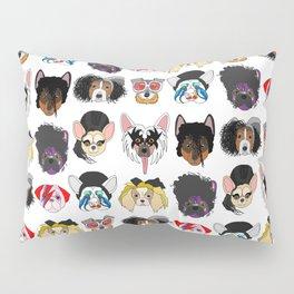 Pop Dogs Pillow Sham